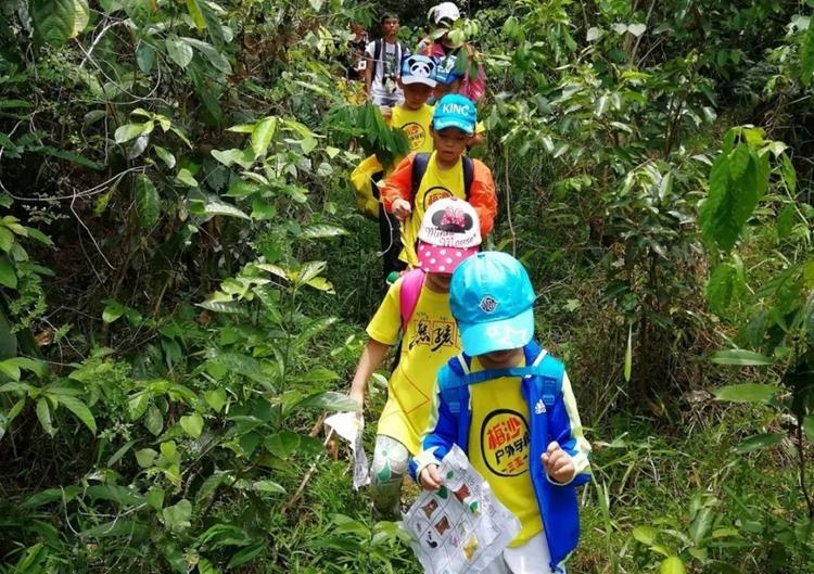 【自驾· 亲子营地】10.23/24竹海探秘轻徒步 || LEMONTREE丛林亲子露营(1日)